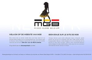 Misses Globe Belgium