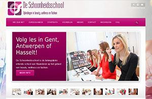 De Schoonheidsschool